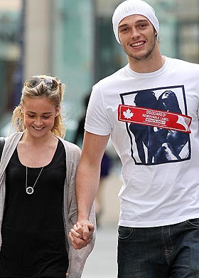 All Football Players: Andy Carroll Girlfriend Stacey ...