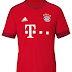 Adidas lança as novas camisas do Bayern de Munique