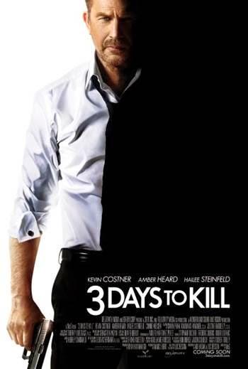 3 Days to Kill movie review