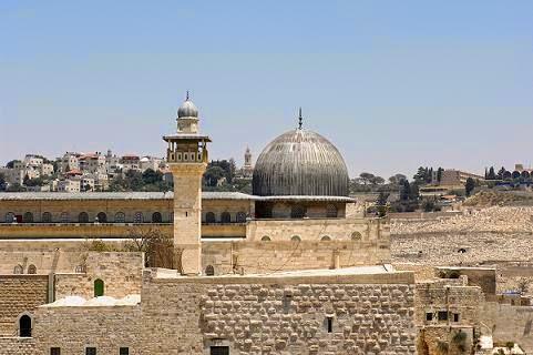 Israel - Antara Usaha Menghapus Al-Aqsha Dan Kehancuran Eksistensinya Sendiri