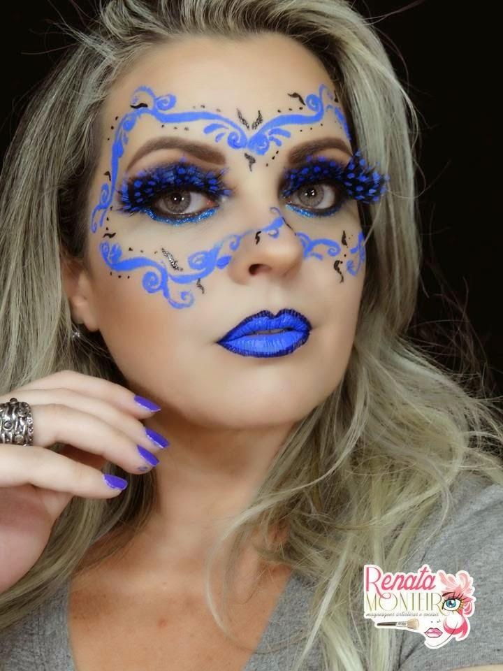 Maquiagem Artistica Passo a Passo na Maquiagem Art Stica