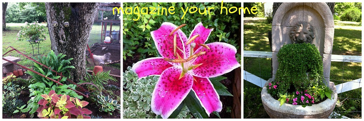 Magazine Your Home