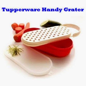 Tupperware Handy Grater Rs.179 Lowest Online