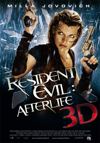 Descarga  Resident Evil 4: Afterlife