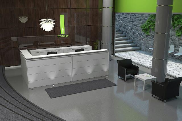 Reception Area Furniture Design Ideas & Tips - Office Furniture ...