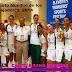 México es campeón mundial en los Juegos de los Trabajadores (femenil) y subcampeón (varonil)