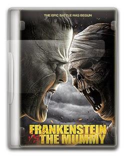 Frankenstein vs. a Múmia Torrent (2015) BluRay 720p e 1080p  Dual Áudio Torrent Download