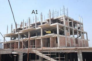 Amrapali Dream Valley :: Construction Status