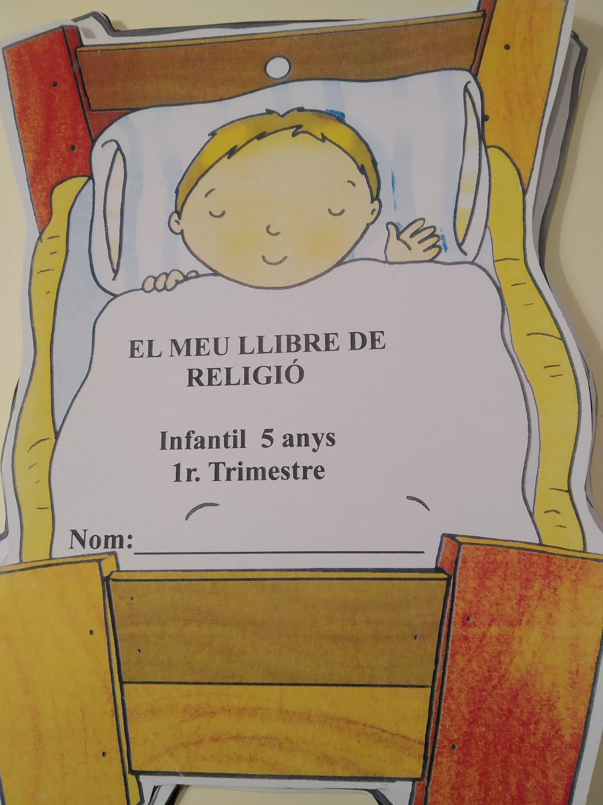 LLIBRE DE TREBALL 5 ANYS