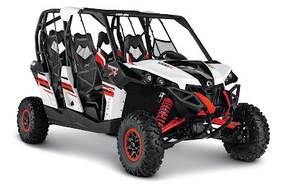 2014 Can-Am Maverick MAX 1000R