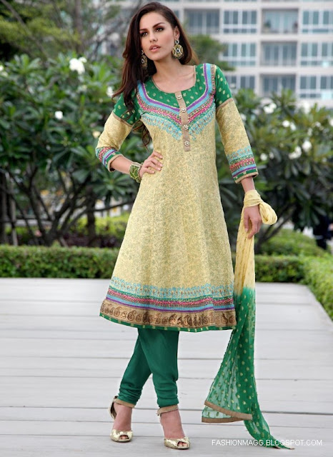 Anarkali-Frocks-Latest-Dress-Designs-2012