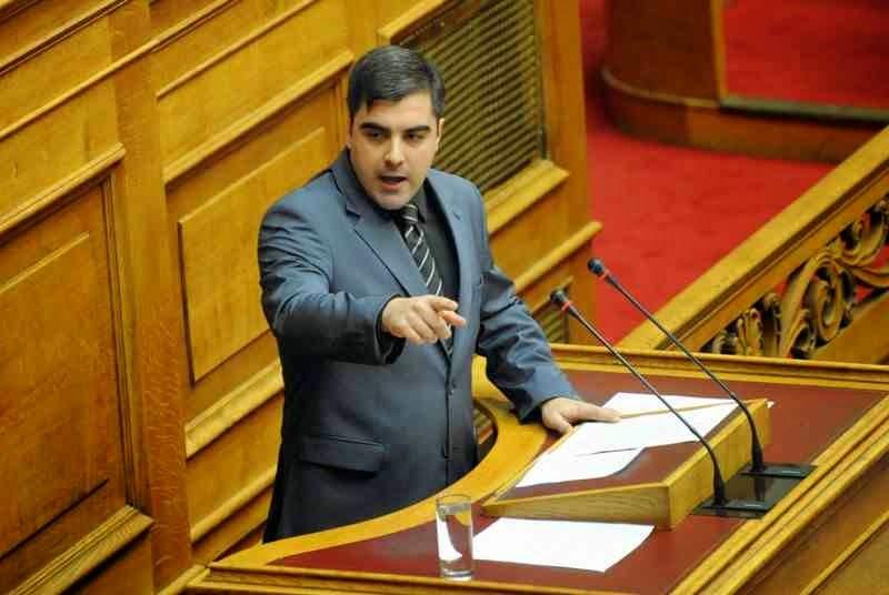 Αρτέμης Ματθαιόπουλος: Έξω οι λαθρομετανάστες - Η Ελλάδα ανήκει στους Έλληνες!