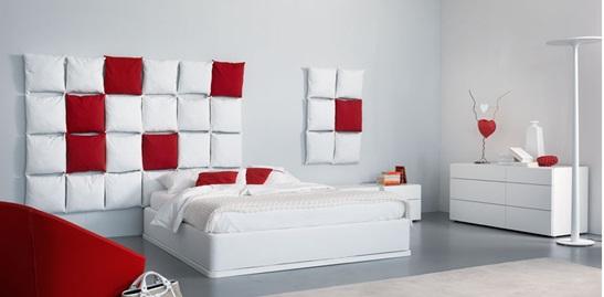 Decora y disena dise o de cama pixel con cabecera original - Cama moderna diseno ...