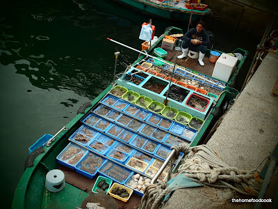 thehomefoodcook - four days of hong kong - fishing boat