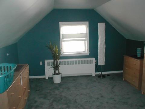 Ohgraciepie master creations - Slanted ceiling paint ideas ...