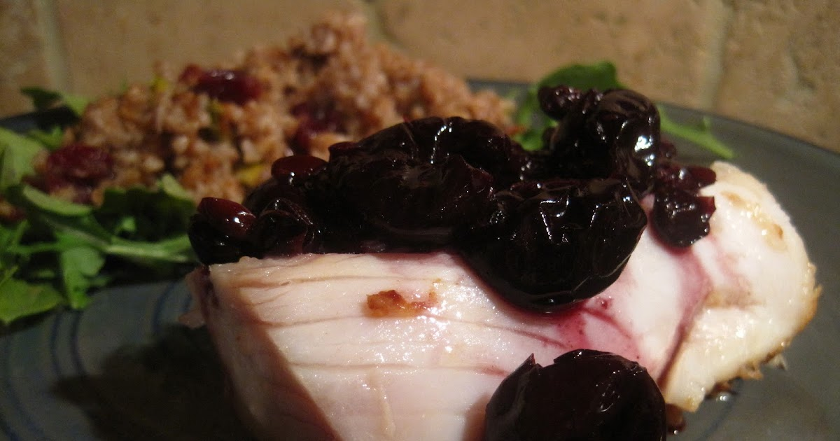 Culinary Adventures with Camilla: Cherry-Caper Compote