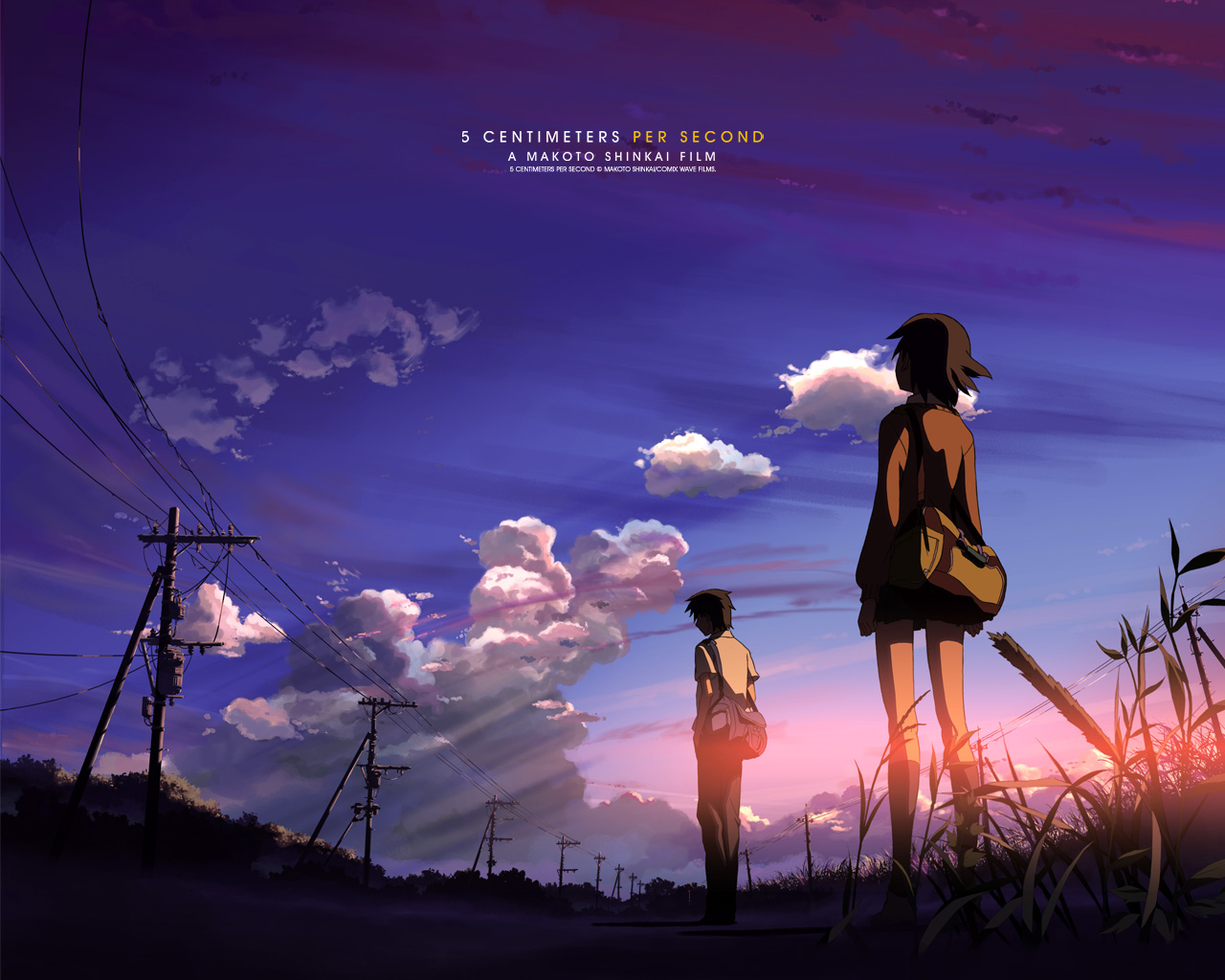 Review movie 5 centimeters per second