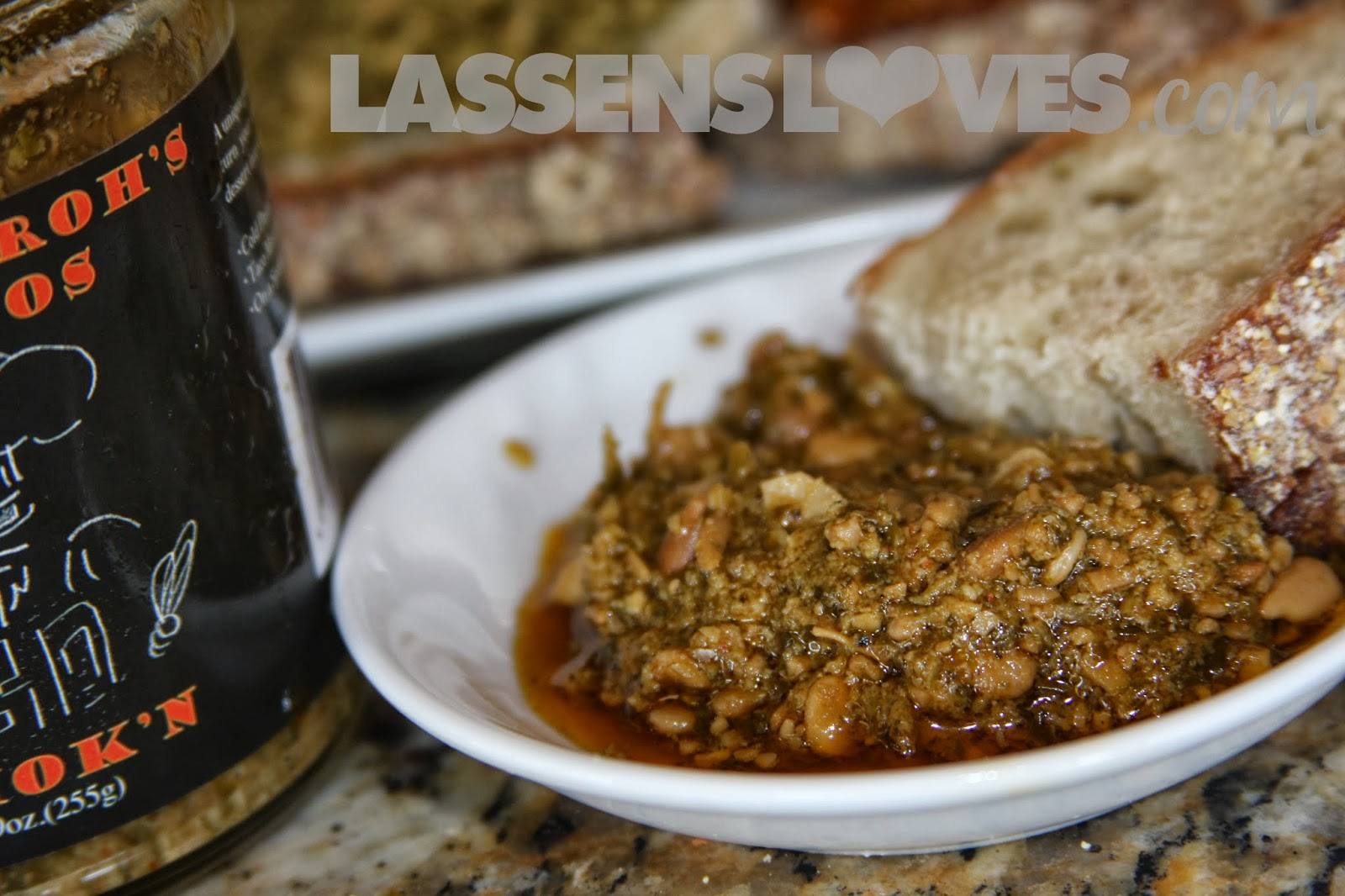 lassensloves.com, Lassen's, Chef+Stroh's+Pesto