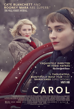 Poster Of Hollywood Movie Carol (2015) 100MB Compressed Small Size Mobile Movie Free Download worldfree4u.com