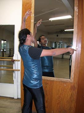 Steven Montiel, Dance Company