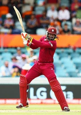 Chris Gayle double century record and other records