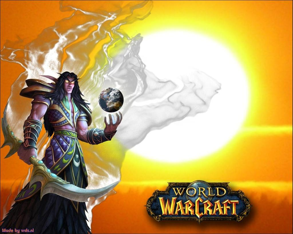 World of Warcraft HD & Widescreen Wallpaper 0.805422569438906