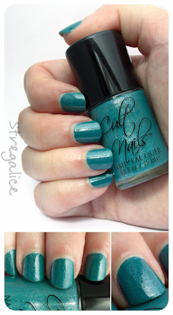 Cult Nails Let Me Fly - swatch