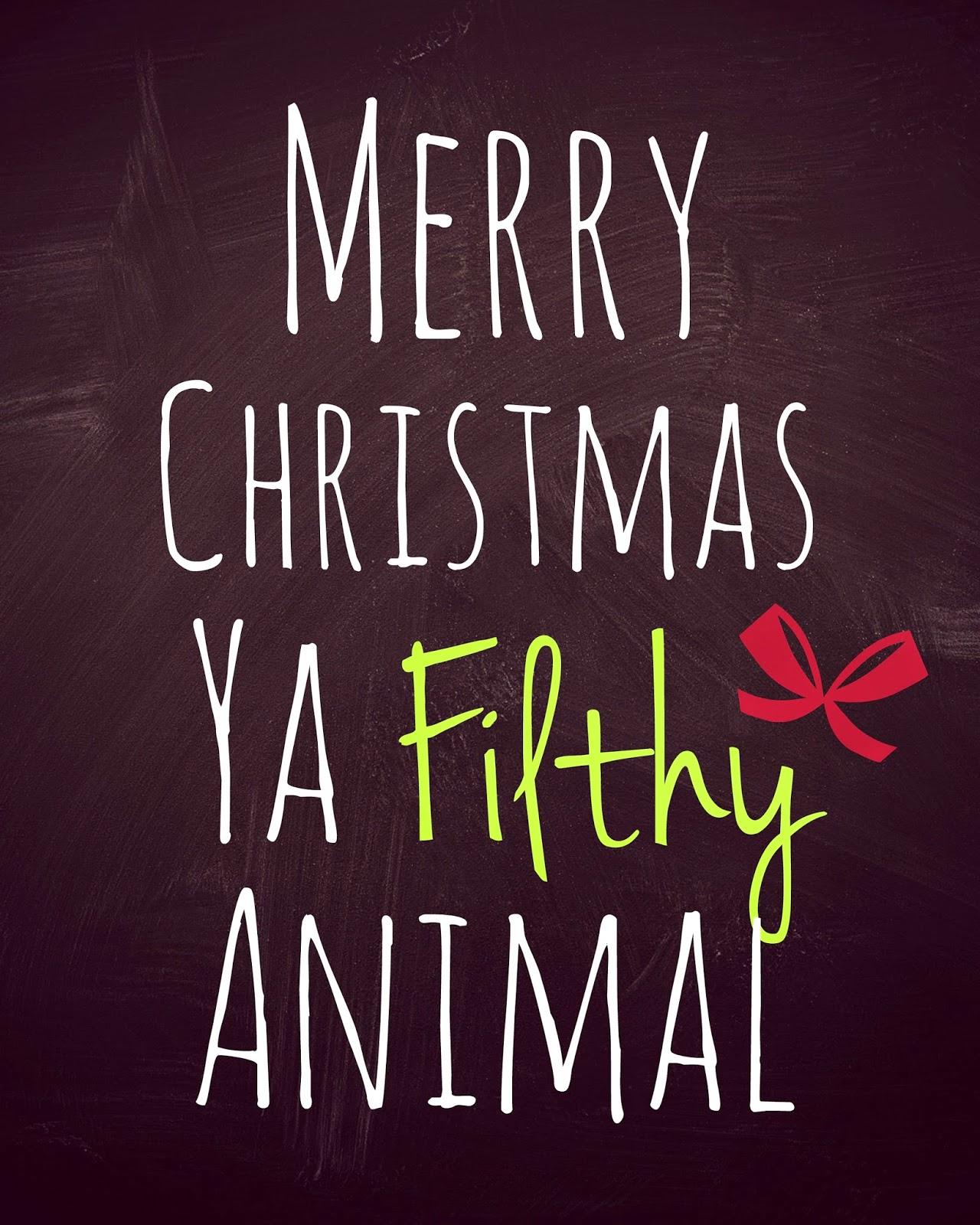 Funny Christmas Decor