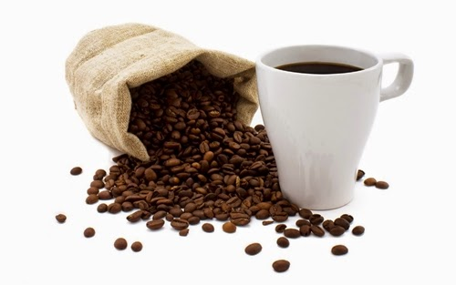 Beauty Tips with coffee