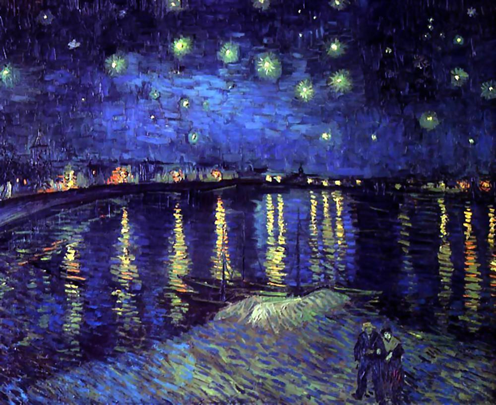 starry night vincent van gogh essays