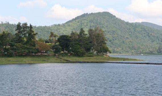 Tempat Wisata di Kuningan Jawa Barat Waduk Darma