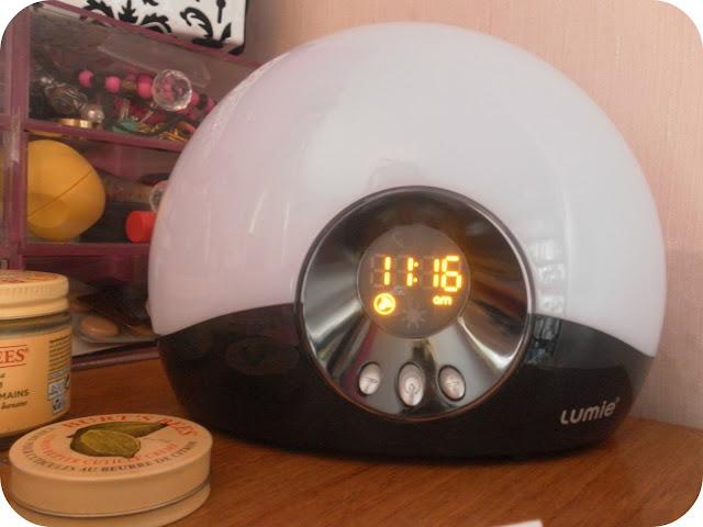 Lumie Bodyclock Go75 Original Wake-Up Light