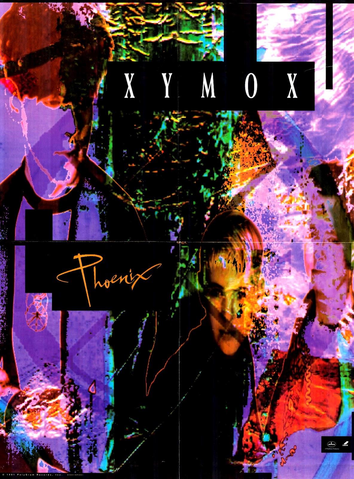 Lansure S Music Paraphernalia Xymox Clan Of Xymox
