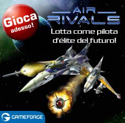 AirRivals Il gioco di combattimento di aerei gratis