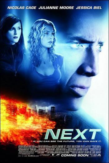 Next (El vidente) (2007) Español Latino