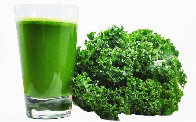 5 Jus Sayuran Penurun Berat Badan
