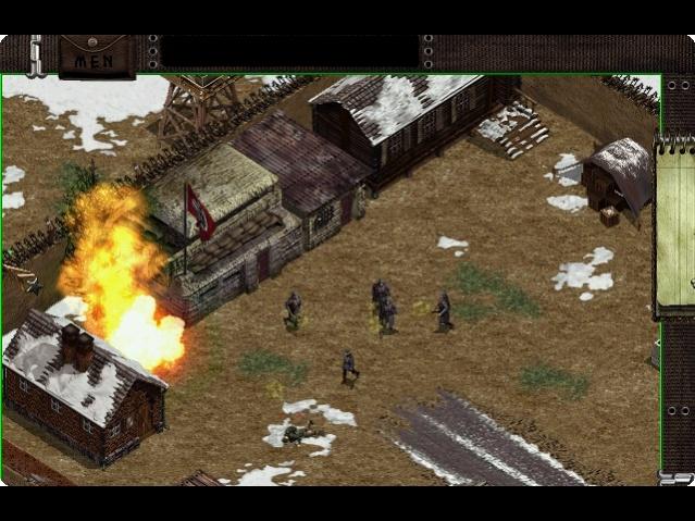 Commando Behind Enemy Lines Screen Shots, Wallpapers