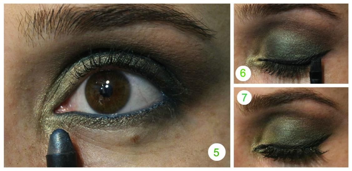 fototutorial maquiagem para copa por Manu Gabardo blog Mamãe de Salto