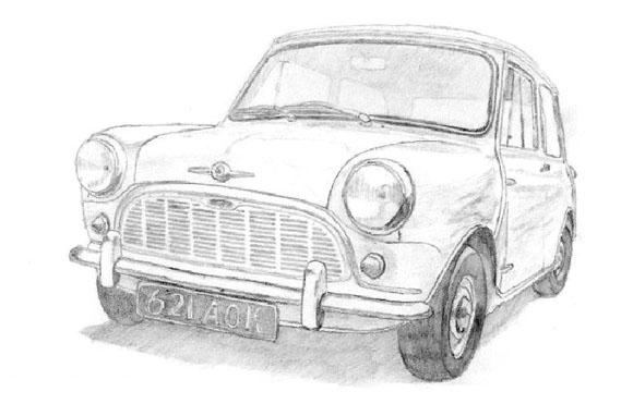 Best Car Logos: cartoon cars drawings