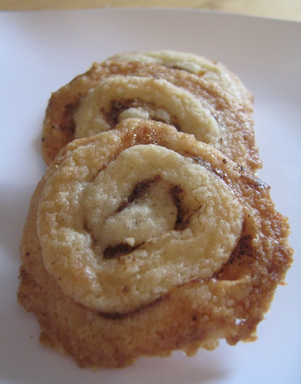 Baking and Mistaking: Cinnamon Bun Cookies