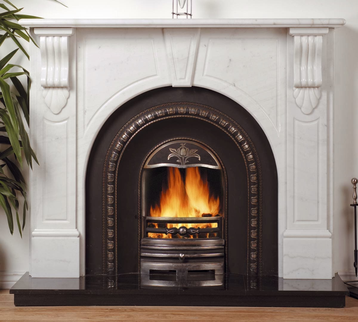 10 chic fire places for warm good moments the grey home