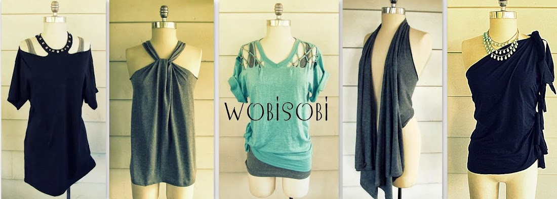 Estremamente WobiSobi: No Sew, Lattice, Stud T-shirt DIY. FK19
