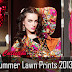 Chinyere Summer Lawn Prints 2013 For Women | Chinyere Stitched Lawn Collection