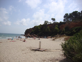Cap Roig Spain Beach