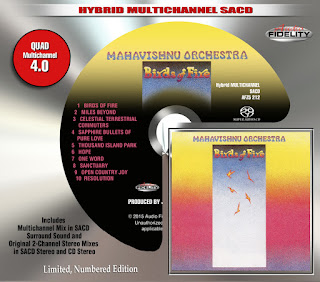 Mahavishnu Orchestra's Birds of Fire