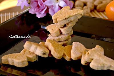 Frollini al parmigiano ricetta fingerfood a base di parmigiano