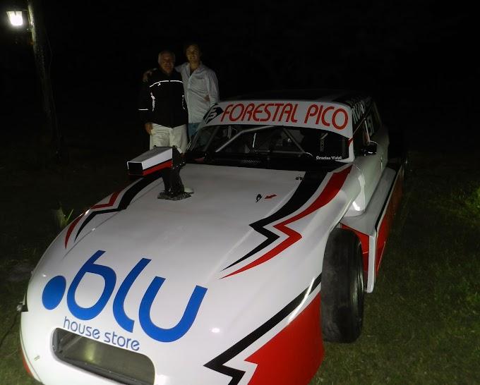 G. Aramburu presentó su T. 4000 Argentino