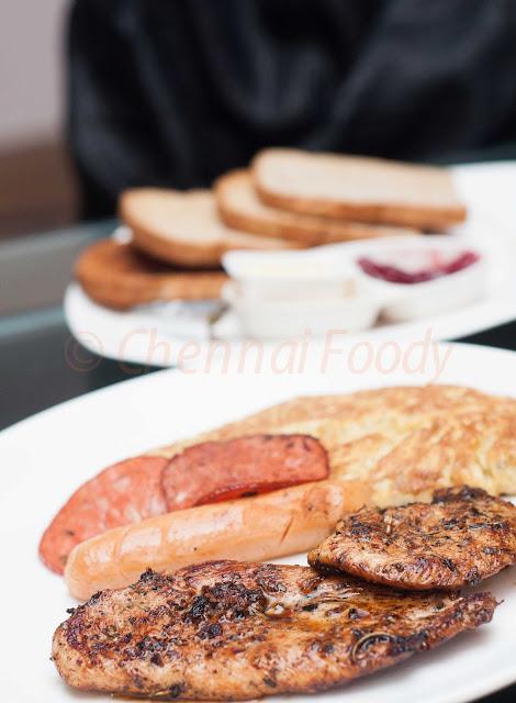 Breakfast @ Parfait 3