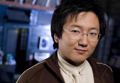 Personajes muy frikis - Hero Nakamura