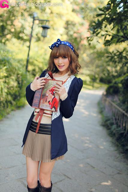 3 Tina - Travel-very cute asian girl-girlcute4u.blogspot.com